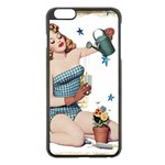 Retro 1265769 1920 Apple iPhone 6 Plus/6S Plus Black Enamel Case