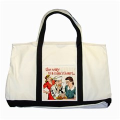Retro 1326258 1920 Two Tone Tote Bag by vintage2030