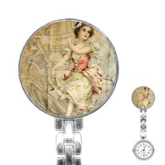 Fairy 1229009 1280 Stainless Steel Nurses Watch by vintage2030