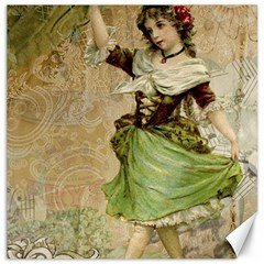 Fairy 1229005 1280 Canvas 16  X 16   by vintage2030