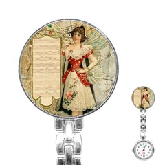 Fairy 1229010 1280 Stainless Steel Nurses Watch by vintage2030