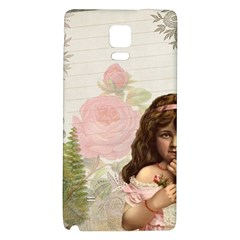 Vintage 1227585 1920 Galaxy Note 4 Back Case by vintage2030