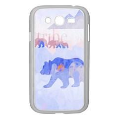 My Tribe,modern Art Samsung Galaxy Grand Duos I9082 Case (white) by 8fugoso