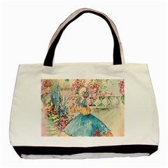 Vintage 1203862 1280 Basic Tote Bag by vintage2030