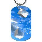 Dog Tag (One Side)
