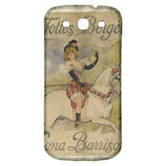 Vintage 1181677 1920 Samsung Galaxy S3 S Iii Classic Hardshell Back Case by vintage2030