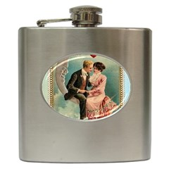 Valentine 1171222 1280 Hip Flask (6 Oz) by vintage2030