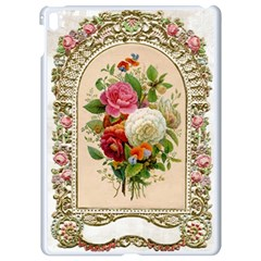 Ornate 1171143 1280 Apple Ipad Pro 9 7   White Seamless Case by vintage2030