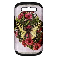 Vintage 1181671 1920 Samsung Galaxy S Iii Hardshell Case (pc+silicone) by vintage2030