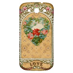 Valentine 1171144 1920 Samsung Galaxy S3 S Iii Classic Hardshell Back Case by vintage2030