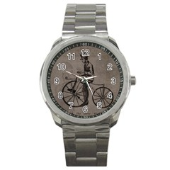 Vintage 1143342 1920 Sport Metal Watch by vintage2030