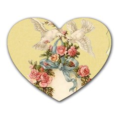 Easter 1225798 1280 Heart Mousepads by vintage2030