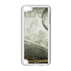 Vintage 1135014 1920 Apple Ipod Touch 5 Case (white) by vintage2030