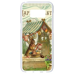 Easter 1225826 1280 Samsung Galaxy S8 White Seamless Case by vintage2030