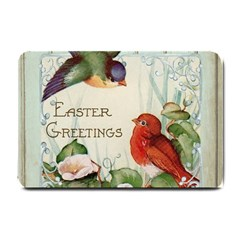 Easter 1225824 1280 Small Doormat  by vintage2030