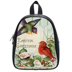 Easter 1225824 1280 School Bag (small) by vintage2030
