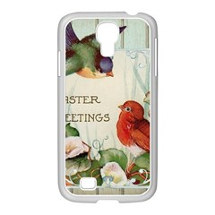 Easter 1225824 1280 Samsung Galaxy S4 I9500/ I9505 Case (white) by vintage2030