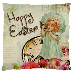Easter 1225805 1280 Large Flano Cushion Case (two Sides)