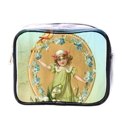 Vintage 1225895 1280 Mini Toiletries Bags by vintage2030