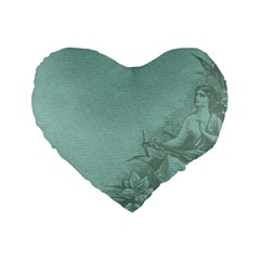 Background 1210569 1280 Standard 16  Premium Flano Heart Shape Cushions by vintage2030