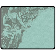 Background 1210548 1280 Double Sided Fleece Blanket (medium)  by vintage2030