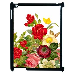 Flower Bouquet 1131891 1920 Apple Ipad 2 Case (black) by vintage2030