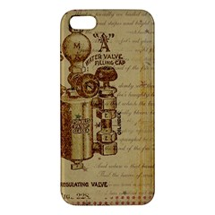 Vintage 1123731 1920 Apple Iphone 5 Premium Hardshell Case by vintage2030