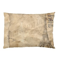 Paris 1118815 1280 Pillow Case by vintage2030