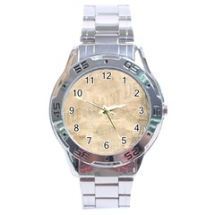 Paris 1118815 1280 Stainless Steel Analogue Watch by vintage2030