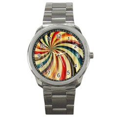 Abstract 2068610 960 720 Sport Metal Watch by vintage2030