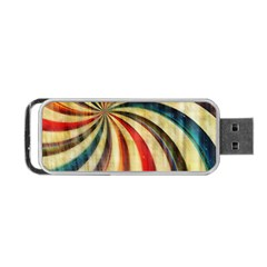 Abstract 2068610 960 720 Portable Usb Flash (two Sides) by vintage2030