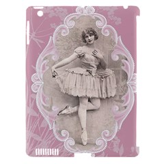 Lady 1112861 1280 Apple Ipad 3/4 Hardshell Case (compatible With Smart Cover) by vintage2030
