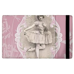Lady 1112861 1280 Apple Ipad 3/4 Flip Case by vintage2030