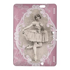 Lady 1112861 1280 Kindle Fire Hdx 8 9  Hardshell Case by vintage2030