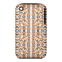 Multicolored Geometric Pattern  Iphone 3s/3gs by dflcprints