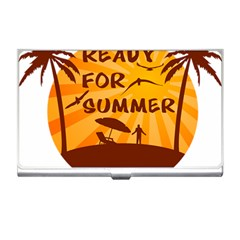 Ready For Summer Business Card Holders by Melcu