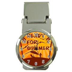 Ready For Summer Money Clip Watches by Melcu