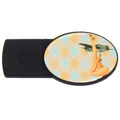 Retro 1107644 1920 Usb Flash Drive Oval (2 Gb) by vintage2030