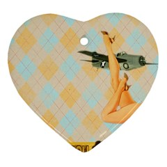 Retro 1107644 1920 Heart Ornament (two Sides) by vintage2030