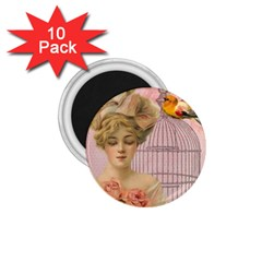 Woman 1079479 1920 1 75  Magnets (10 Pack)  by vintage2030