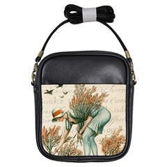Flapper 1079515 1920 Girls Sling Bags by vintage2030