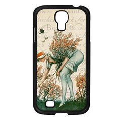 Flapper 1079515 1920 Samsung Galaxy S4 I9500/ I9505 Case (black) by vintage2030