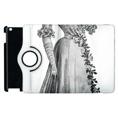 Vintage 971636 1280 Apple Ipad 2 Flip 360 Case by vintage2030