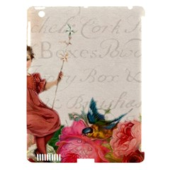 Girl 976108 1280 Apple Ipad 3/4 Hardshell Case (compatible With Smart Cover) by vintage2030