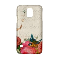 Girl 976108 1280 Samsung Galaxy S5 Hardshell Case  by vintage2030
