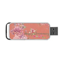 Flower 979466 1280 Portable Usb Flash (two Sides) by vintage2030