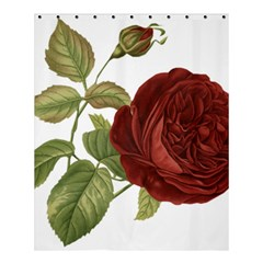 Rose 1077964 1280 Shower Curtain 60  X 72  (medium)  by vintage2030