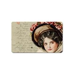 Vintage 1079412 1920 Magnet (name Card) by vintage2030