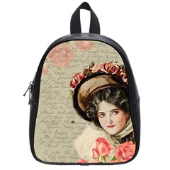 Vintage 1079412 1920 School Bag (small) by vintage2030
