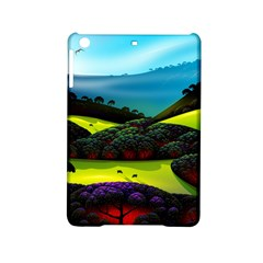Morning Mist Ipad Mini 2 Hardshell Cases by ValleyDreams